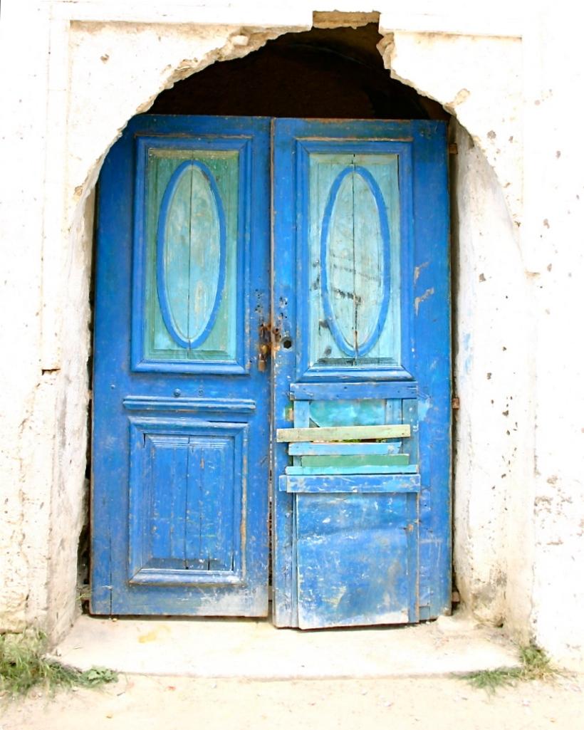 Porte Tunisie.