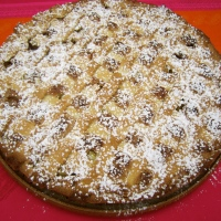 Ma tarte alsacienne à la rhubarbe