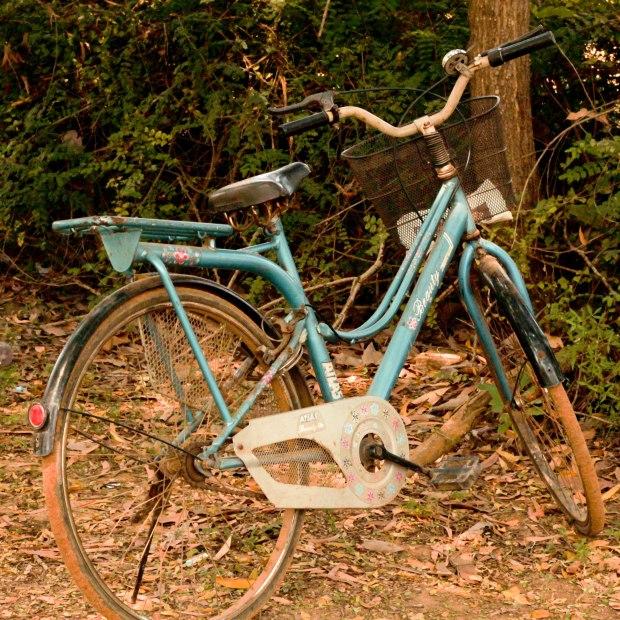 Un vélo pshiiit