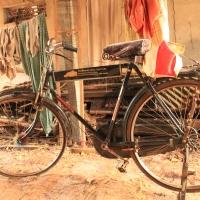 Bicycle in India, les vélos en Inde. Dossier Inde (3)