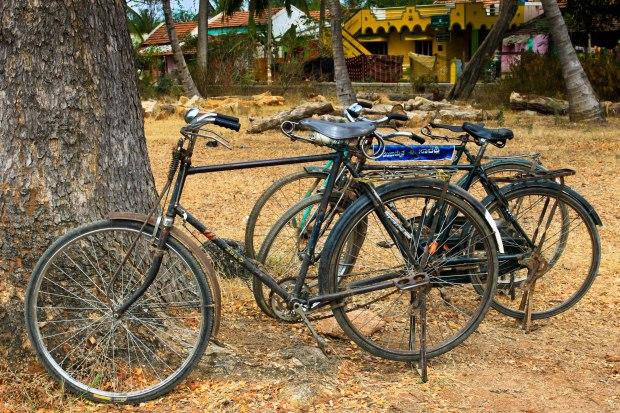 3 Vélos