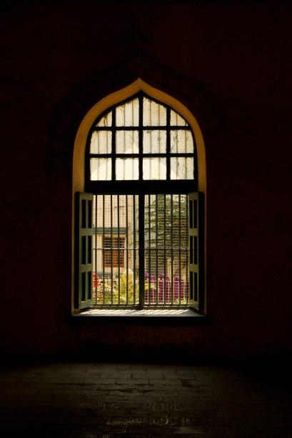 Fenêtre de palais