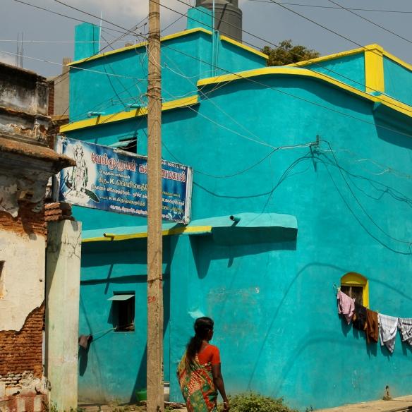 Les maisons en inde du sud leklektik for Les maisons du sud