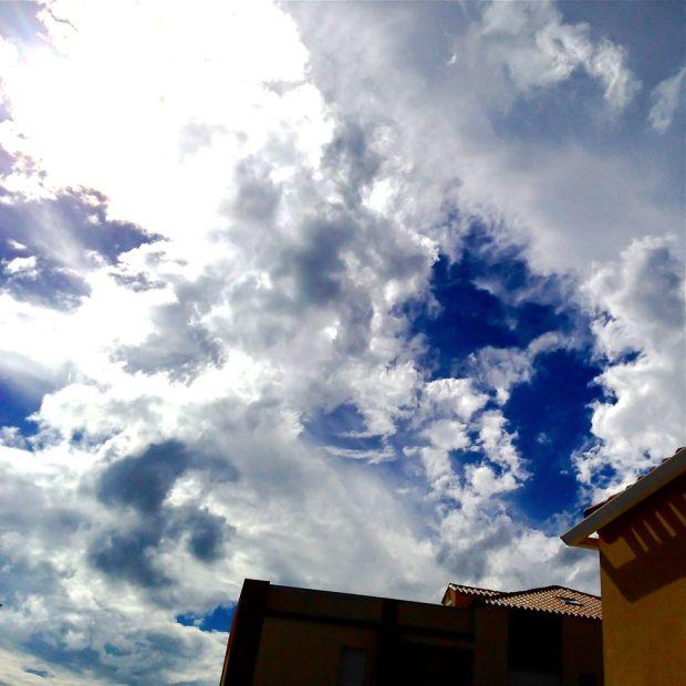 Panique dans le ciel