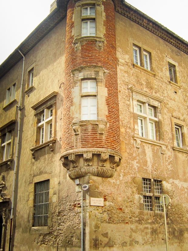 Hôtel Leroy XVIIème
