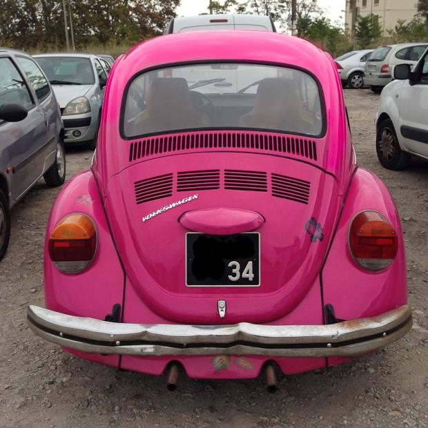 Frontignan, Volkswagen rose