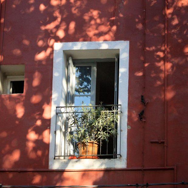 Balcon sétois