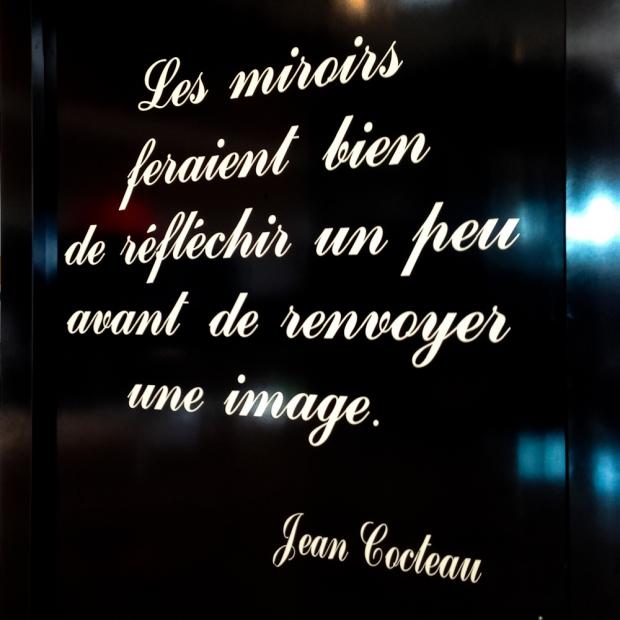Les miroirs de Cocteau