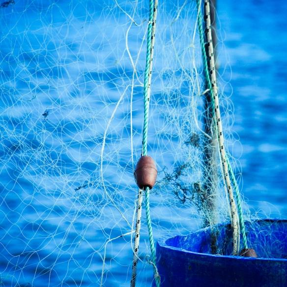 La barque bleue de Vic La Gardiole
