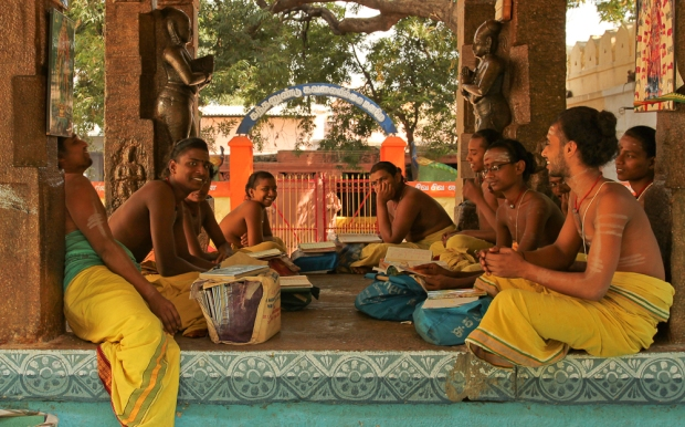 L'éducation des Brahmanes 5