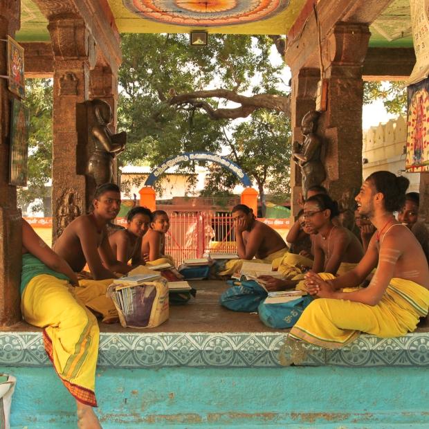 L'école des Brahmanes 5