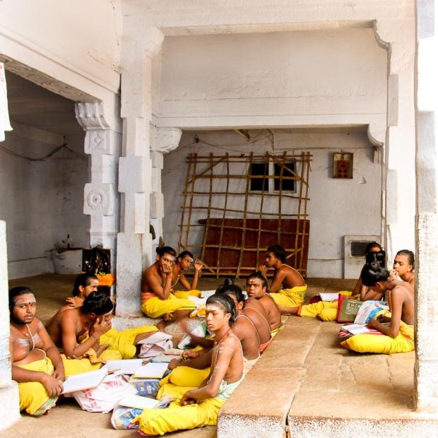 L'éducation des Brahmanes 3