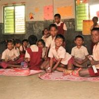 L'école en Inde du Sud (2)