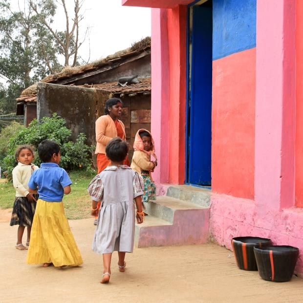 Une école maternelle