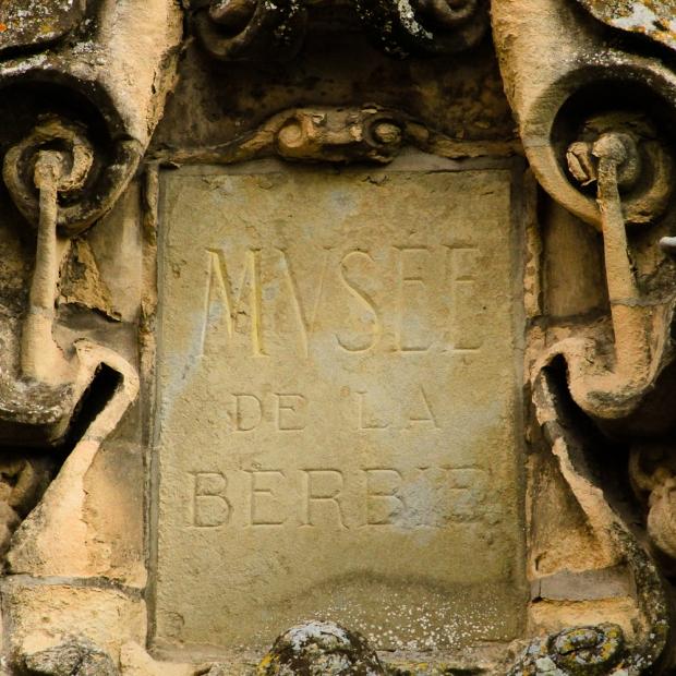 Musée de la Berbie qui abrite la plus importante collection au monde des oeuvres de Toulouse Lautrec né à Albi en 1864