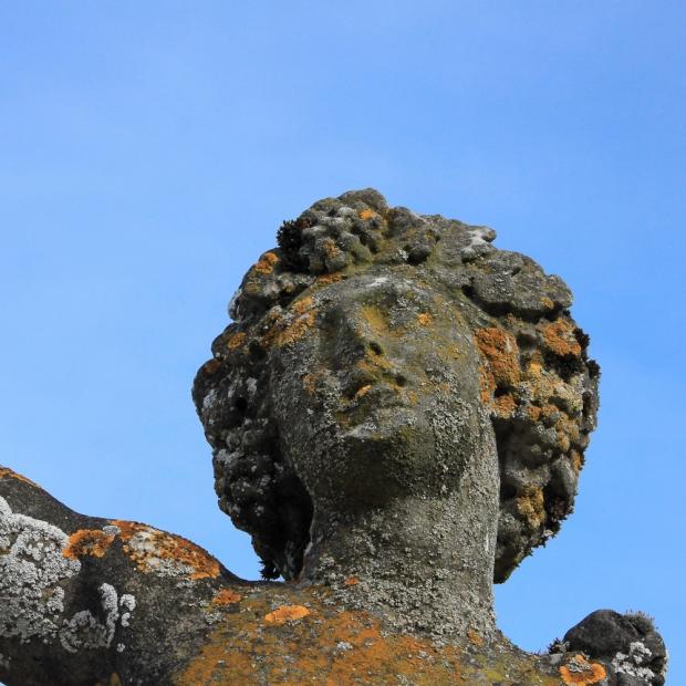 Statue à la Berbie.