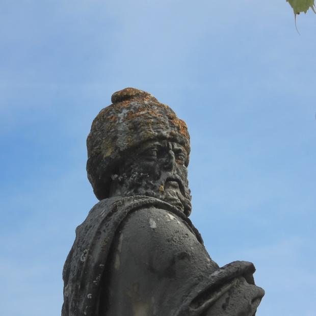 Statues de marbre du 18è