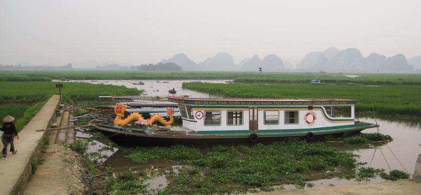 Canal aux Poulets Village flottant se Kenh Ga (1)-1