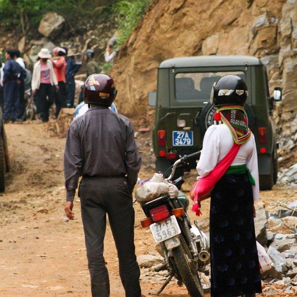 Vietnam 2008. Travaux