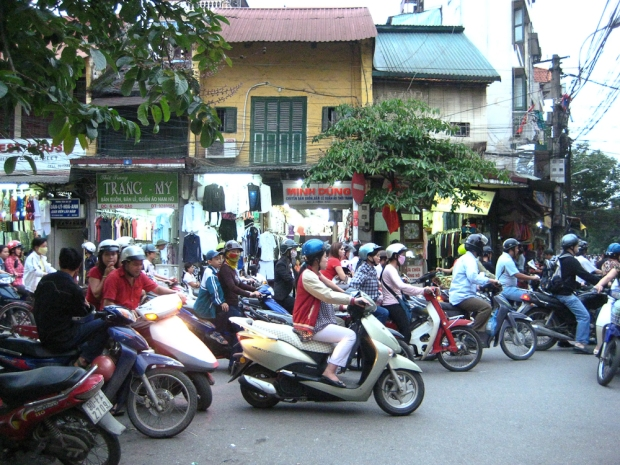 Vietnam circulation