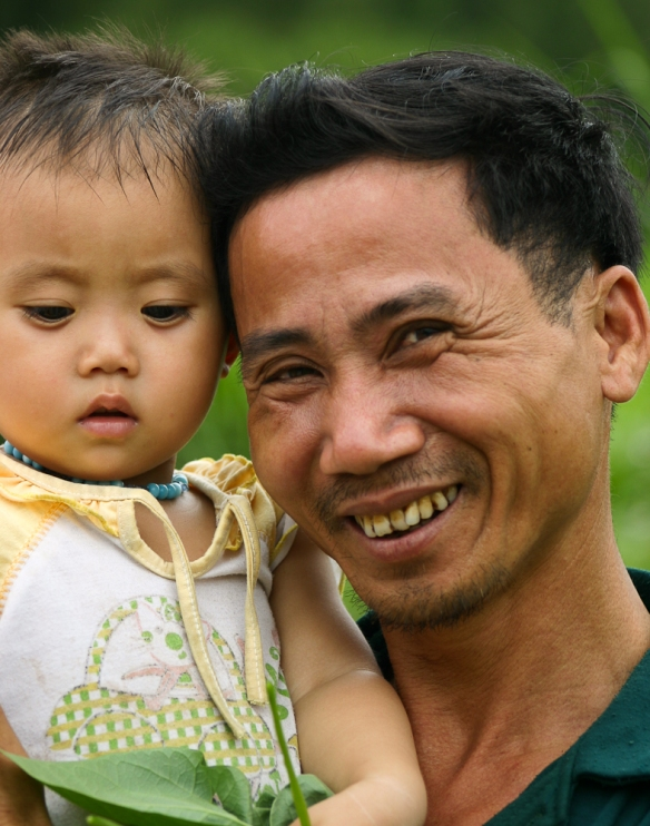 Vietnam un vrai sourire!