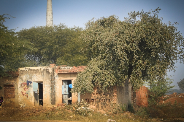 Entre Delhi et Mandawa 1.