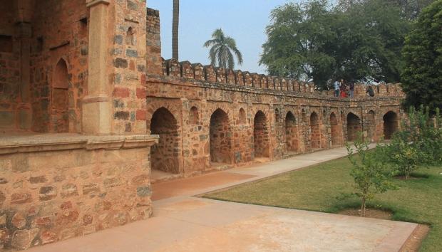 Humayun's Tomb  IMG_9327-1