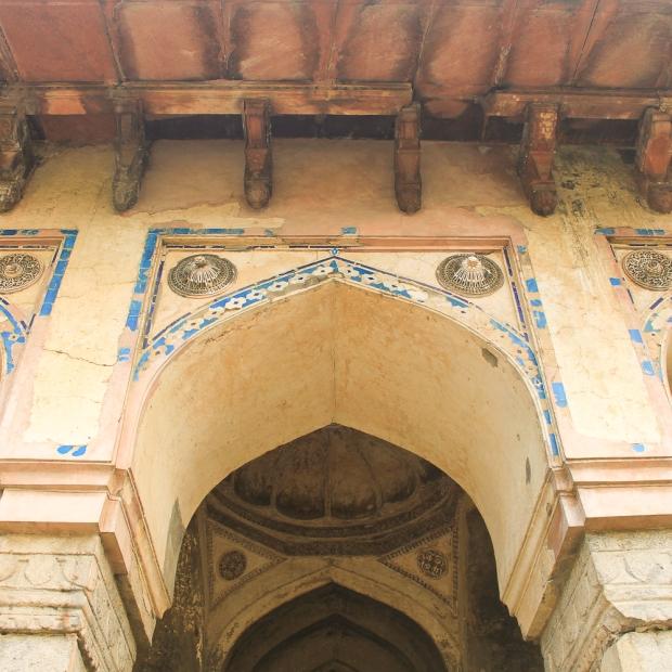 Humayun's Tomb  IMG_9335-1