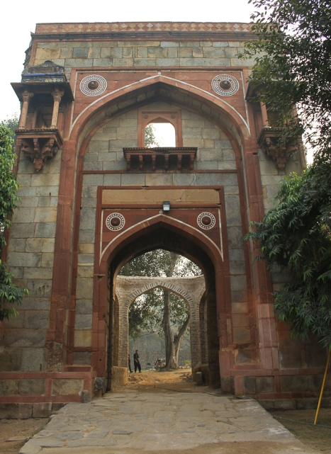 Humayun's Tomb  IMG_9362-1