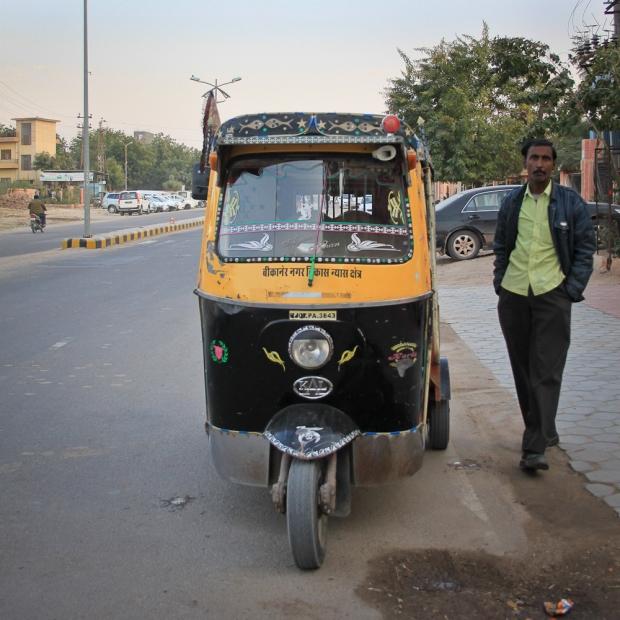 Auto rickshaw IMG_0621-1
