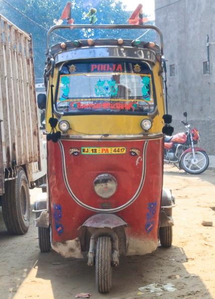 Auto rickshaw IMG_9847-1