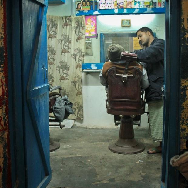 Barbier à  Benares IMG_5898-1