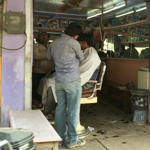 Barbier à  Chirawa
