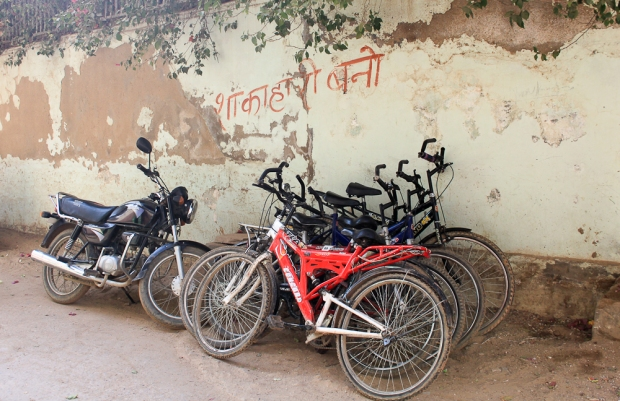 Bicycle à Mandawa IMG_0094-1