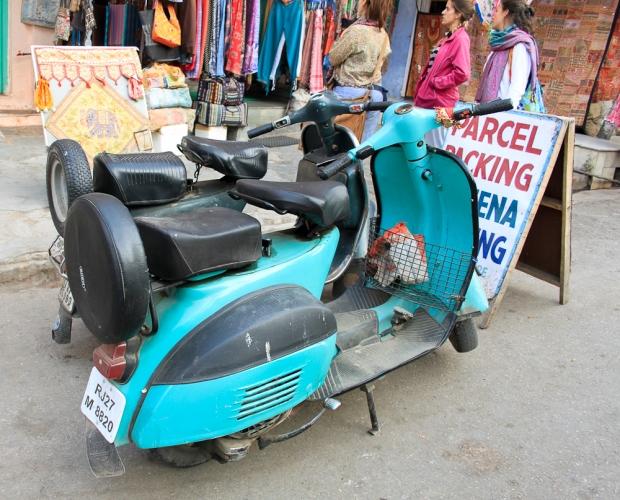 Motorbike in India  -1