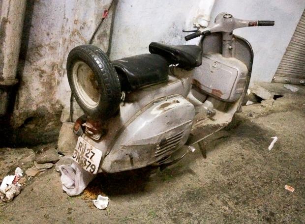 Motorbike in India  IMG_9265-1