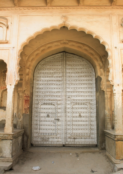 Porte de haveli
