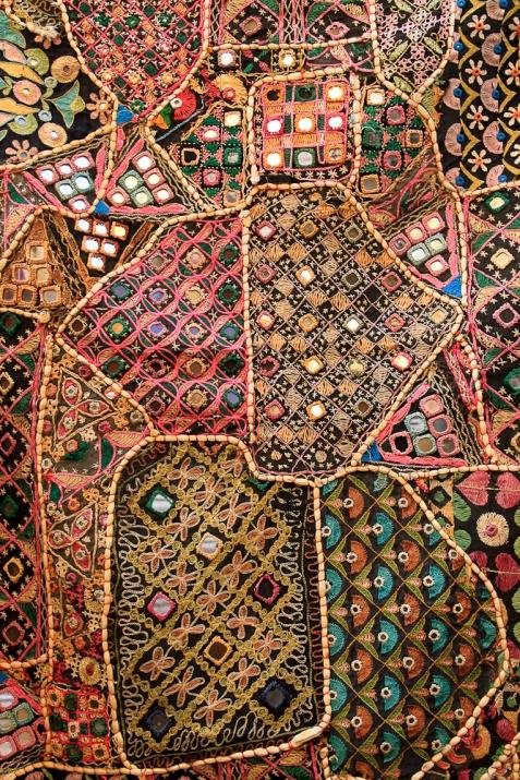 Un patchwork à Jaisalmer
