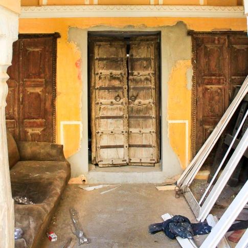 Mandawa porte de Haveli  IMG_9708-1-1