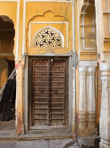 Mandawa porte de Haveli  IMG_9709-1-1