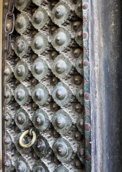 Mandawa porte de Haveli  IMG_9737-1-1