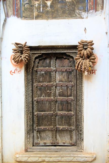 Mandawa porte de Haveli  IMG_9758-1-1