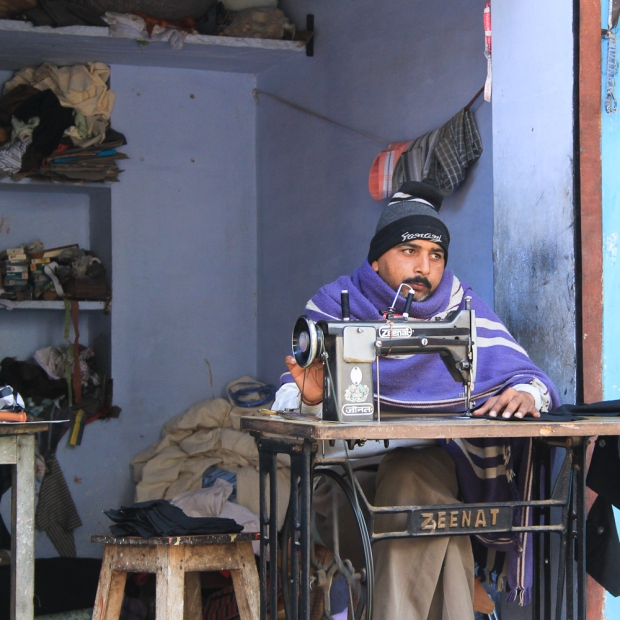 Couturier à Pushkar