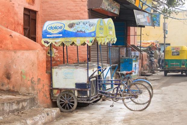 Rick shaw de glacier à Delhi IMG_6257-1