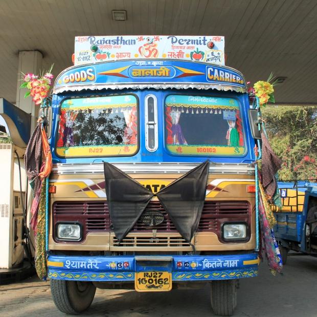 Tata truck  IMG_3100-1
