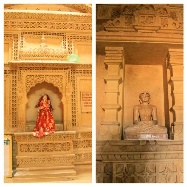 Amar Sagar Temple Jain 11