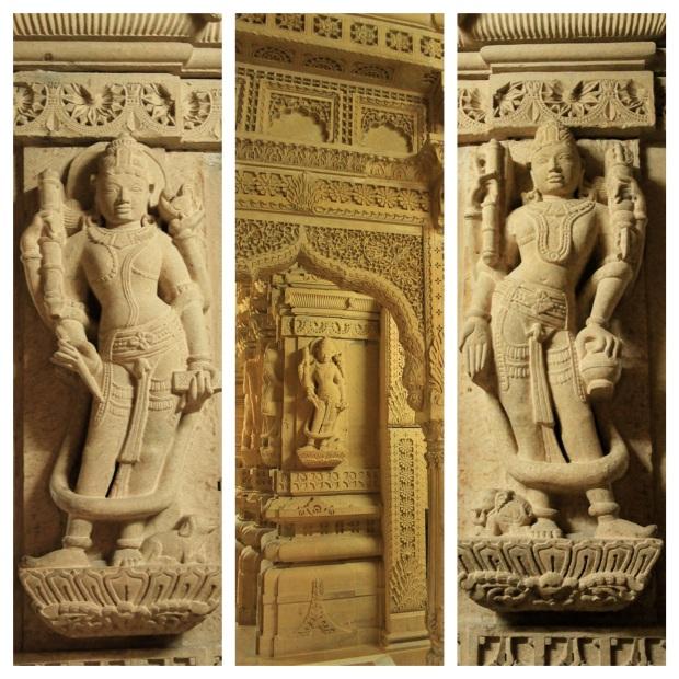 Amar Sagar Temple Jain 12