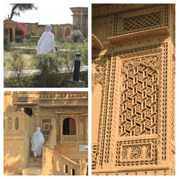 Amar Sagar Temple Jain 15