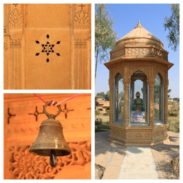 Amar Sagar Temple Jain 3