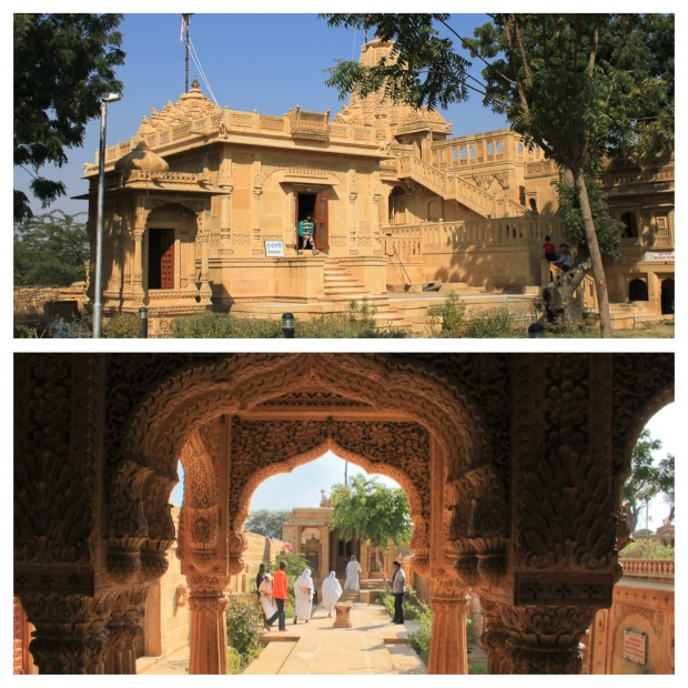 Amar Sagar Temple Jain 4